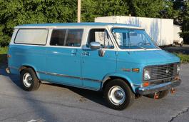雪佛兰 G30 III Van