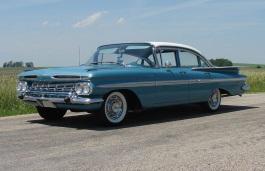 Chevrolet Impala II Saloon
