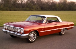 Chevrolet Impala III Hardtop