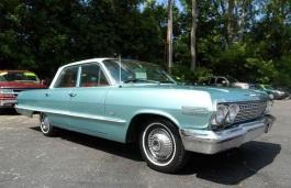 Chevrolet Impala III Saloon