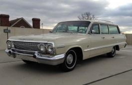 Chevrolet Impala III Station Wagon
