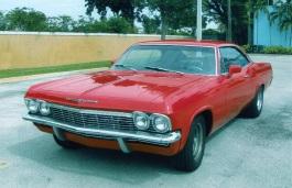 Chevrolet Impala IV Hardtop