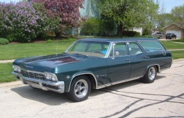 Chevrolet Impala IV Station Wagon