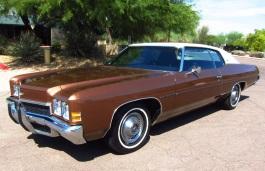 Chevrolet Impala V Hardtop