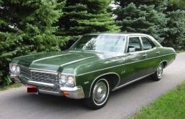 Chevrolet Impala V Saloon