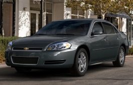 Chevrolet Impala Limited Saloon