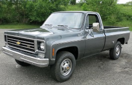Chevrolet K20 Pickup Regular Cab