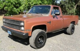 Chevrolet K20 Specs Of Wheel Sizes Tires Pcd Offset And