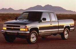1992 silverado 2500 specs