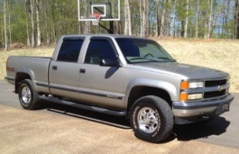 1993 chevy k2500 6.5 turbo diesel specs