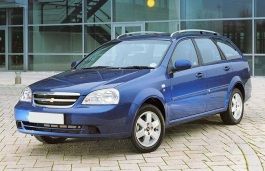 Chevrolet Lacetti J200 Estate