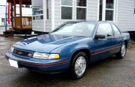 Chevrolet Lumina I Coupe