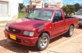 Chevrolet LUV Pickup Standard Cab