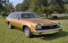 Chevrolet Malibu II Station Wagon