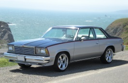 Chevrolet Malibu IV Coupe