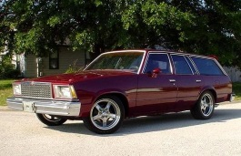 Chevrolet Malibu III Station Wagon