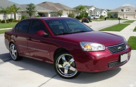 Chevrolet Malibu  Specs of wheel sizes tires PCD Offset and