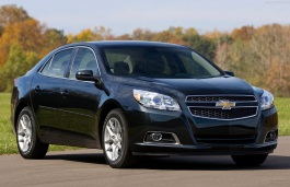 Chevrolet Malibu - Specs of wheel sizes, tires, PCD, Offset and ...