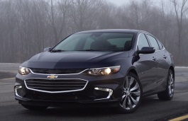 Chevrolet Malibu XL wheels and tires specs icon