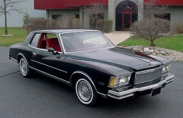 chevrolet monte carlo - specs of wheel sizes, tires, pcd, offset and