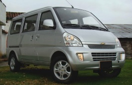 Chevrolet Move MPV