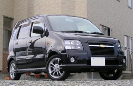 Chevrolet MW picture (2000 year model)