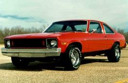 Chevrolet Nova IV Hatchback