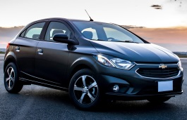 Chevrolet Onix Restyling Hatchback