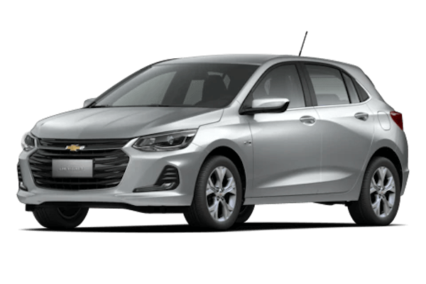 Chevrolet Onix wheels and tires specs icon