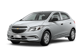 Chevrolet Onix Joy wheels and tires specs icon