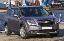 Chevrolet Orlando nuotrauka (2012 metų modelis)