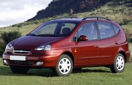 Chevrolet Rezzo picture (2004 year model)