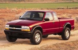 1991 chevy s10 durango specs