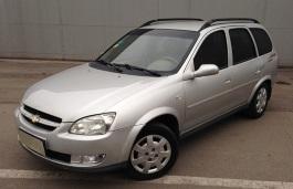 Chevrolet Sail I Kombi