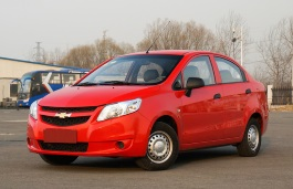 Chevrolet Sail II Berline