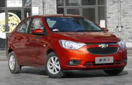 Chevrolet Sail III Berline