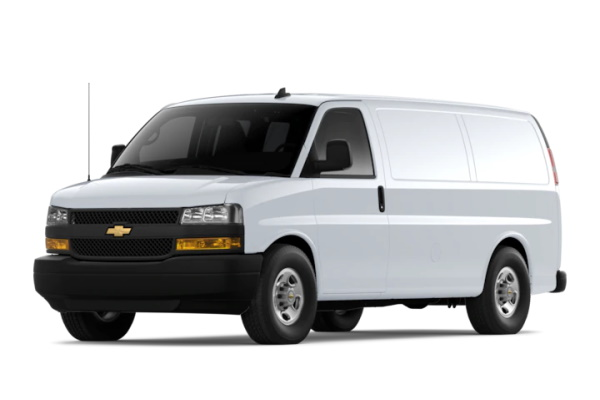 Chevrolet Savana GMT610 Van