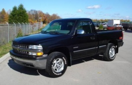 Chevrolet Silverado 1500 wheels and tires specs icon
