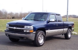 2007 Chevrolet Silverado 1500 Extended Cab >> Chevrolet Silverado 1500 - Specs of wheel sizes, tires, PCD, Offset and Rims - Wheel-Size.com