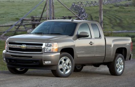 Chevrolet Silverado 1500 II (GMT900) Pickup Extended Cab