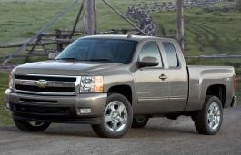 Chevrolet Silverado 1500 - Especificaciones de tamaños de ...