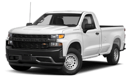 Chevrolet Silverado IV Pickup Regular Cab