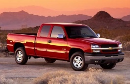 Chevrolet Silverado 2500 I (GMT800) Facelift Pickup Extended Cab
