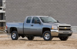 Chevrolet Silverado 2500 II (GMT900) Pickup Extended Cab