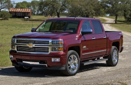 Chevrolet Silverado 2500 wheels and tires specs icon