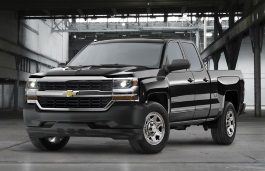 Chevrolet Silverado 2500 III (K2XX) Facelift Pickup Extended Cab