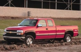 Chevrolet Silverado 2500 HD I (GMT800) Pickup Extended Cab