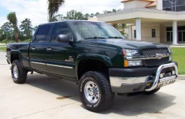 Chevrolet Silverado 2500 HD I (GMT800) Facelift Pickup Crew Cab