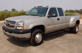 Chevrolet Silverado 3500 Classic Pickup Extended Cab