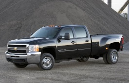 Chevrolet Silverado 3500 HD GMT900 Pickup Crew Cab